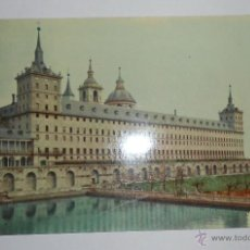 Postales: POSTAL EL ESCORIAL.. Lote 41611736