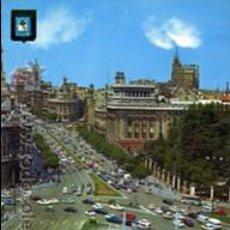 Postales: POSTAL ANTIGUA DE MADRID. Lote 40949539