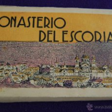 Postales: ALBUM 14 POSTALES. MONASTERIO DEL ESCORIAL. Nº1. FOT. L. ROISIN. MADRID. Lote 42030480