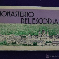 Postales: ALBUM MONASTERIO DEL ESCORIAL. MADRID. 18 VISTAS. 2ª SERIE. L.ROISIN, FOTOGRAFO.. Lote 42031093