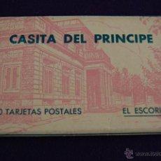Postales: ALBUM 20 TARJETAS POSTALES. CASITA DEL PRINCIPE. HAUSER Y MENET, MADRID.. Lote 42032125