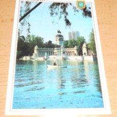 Postales: POSTAL MADRID. EL RETIRO AÑO . Lote 42049272
