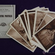 Postales: SOBRE CON 15 POSTALES. MUSEO DEL PRADO. MADRID. EDICION RUIZ VERNACCI. Lote 42057067