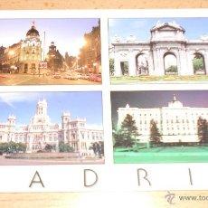 Postales: POSTAL MADRID. AÑO 1997. ESCRITA. Lote 42108861