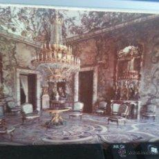 Postales: ANTIGUA POSTAL MADRID SIN CIRCULAR - N 14 PALACIO NACIONAL , SALON DE GASPARINI. Lote 42192457