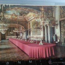 Postales: ANTIGUA POSTAL MADRID SIN CIRCULAR - N 17 PALACIO NACIONAL , COMEDOR DE GALA. Lote 42192475
