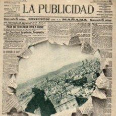 Postales: POSTAL ANTIGUA-LA PUBLICIDAD-HAUSER Y MENET. Lote 42253714