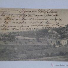 Postales: CERCEDILLA. HOTELES EN LA COLONIA DE LA ESTACIÓN.. Lote 42465215