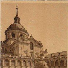 Postales: MONASTERIO DE EL ESCORIAL, PATIO DE LOS EVANGELISTAS, EDITOR: ARRIBAS. Lote 42478323