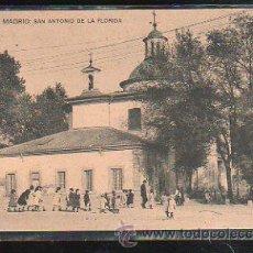 Postales: TARJETA POSTAL DE MADRID - SAN ANTONIO DE LA FLORIDA. Nº 7. TG. Lote 42493869