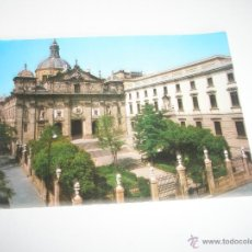 Postales: POSTAL-MADRID-IGLESIA PARROQUIAL DE SANTA BÁRBARA-1966-CIRCULADA-.. Lote 42792762