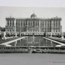 Postales: POSTAL CIRCULADA Nº 6 MADRID PALACIO REAL SELLO 3 PTAS JUAN DE GARAY DESTINO ALEMANIA 1963. Lote 42954064