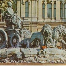 Postales: 220 MADRID LA CIBELES (SIN CIRCULAR). Lote 43159110