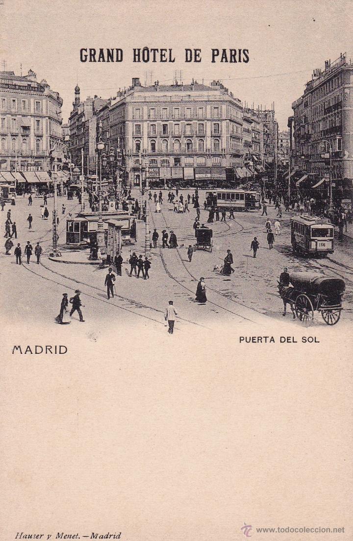 Madrid puerta del sol grand hotel de paris comprar for Grand hotel de paris madrid