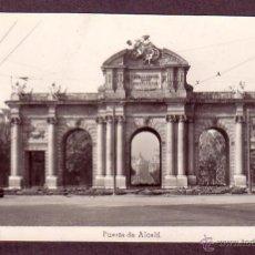 Postales - MADRID - PUERTA DE ALCALA - DOMINGUEZ - 43344463