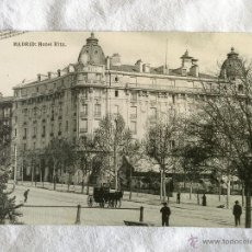 Postales: MADRID. HOTEL RITZ. HAUSER Y MENET.. Lote 254471665