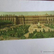 Postales: VISTA PANORAMICA DEL PALACIO NACIONAL MADRID 207. Lote 43354102