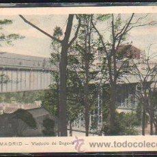 Postales: TARJETA POSTAL DE MADRID - VIADUCTO DE SEGOVIA. 38. DR.TRENKLER CO., LEIPZIG. Lote 43414840
