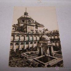 Postales - POSTAL DEL ESCORIAL, PATIO DE LOS EVANGELISTAS. - 43447510
