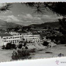 Postales: FOTO POSTAL DE GUADARRAMA (MADRID) RESIDENCIA SANATORIAL GUADALUPE, CIRCULADA, FOTO BENITO. Lote 43561957