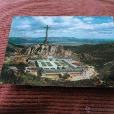 Postales: POSTAL DE EL VALLE DE LOS CAIDOS VER LAS 2 FOTOS MAS POSTALES EN MI TIENDA. Lote 43564930
