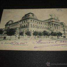 Postales: MADRID MINISTERIO DE FOMENTO. Lote 43609186