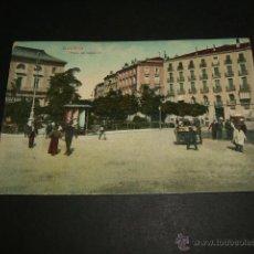Postales: MADRID PLAZA DE ISABEL II. Lote 43820586
