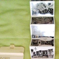 Postales: ACORDEON POSTALES ANTIGUO MONASTERIO EL ESCORIAL. Lote 43895401