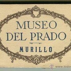 Postales: MADRID BLOC DE 20 POSTALES MUSEO DEL PRADO - MURILLO - FOTOTIPIA HAUSER Y MENET. Lote 44141894