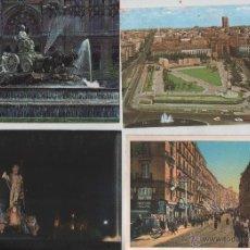 Postales: POSTALES-LOTE DE 33 POSTALES DE MADRID-VER FOTOS. Lote 44174610