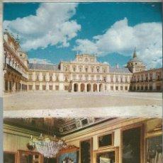 Postales: POSTALES BLOC DE 18 TARJETAS DEL PALACIO DE ARANJUEZ. Lote 44178510