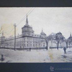 Postales: POSTAL MADRID. EL ESCORIAL. MONASTERIO. . Lote 44288626