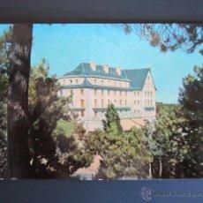Postales: POSTAL MADRID. EL ESCORIAL. HOTEL FELIPE II. CIRCULADA. Lote 44289385