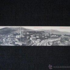 Postales: POSTAL MADRID. CERCEDILLA. PANORAMICA. TRIPLE.. Lote 44296870