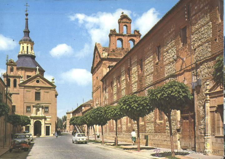 Alcala de henares calle de santa ursula comprar postales de madrid en todocoleccion 44700231 - Comprar piso alcala de henares ...