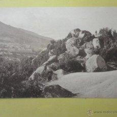 Postales: ESCORIAL. SILLA DE FELIPE II GRAFOS. Lote 44985058