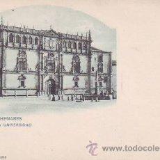Postales: ALCALA DE HENARES. LA UNIVERSIDAD.. Lote 45093160