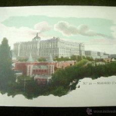 Postales: POSTAL MADRID. CAMPO DEL MORO. PRIMERA EDICIÓN. AÑO 1905. SIN CIRCULAR. CA5. Lote 45180648