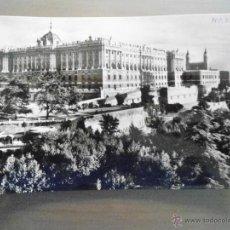 Postales: MADRID - PALACIO REAL. Lote 45222055