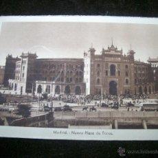 Postales: MADRID - NUEVA PLAZA DE TOROS-HELIOGRAFICA ESPAÑOLA- MADRID, CA3. Lote 45418462