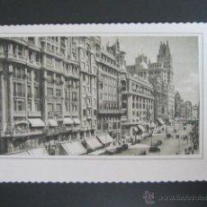 Postales: POSTAL MADRID. AVENIDA DE JOSE ANTONIO. . Lote 45478343