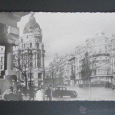 Postales: POSTAL MADRID. AVENIDA DE JOSE ANTONIO Y EL FENIX. . Lote 45478649