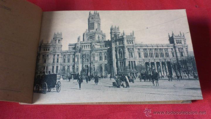 Postales: Carnet postal Madrid 7ª serie 15 visitas - Foto 2 - 45482146