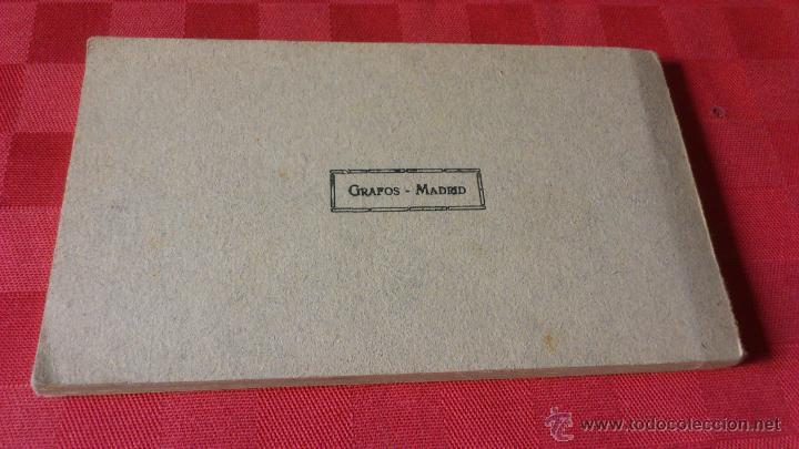 Postales: Carnet postal Madrid 7ª serie 15 visitas - Foto 4 - 45482146