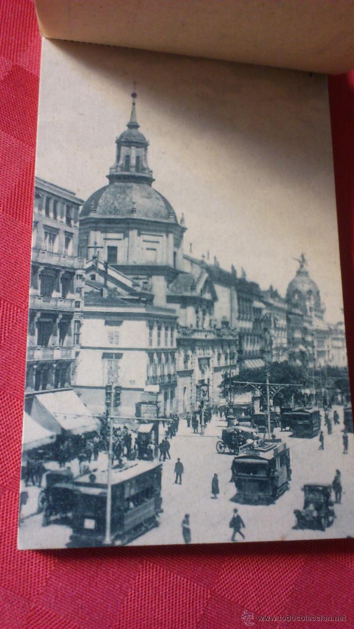 Postales: Carnet postal Madrid 7ª serie 15 visitas - Foto 10 - 45482146