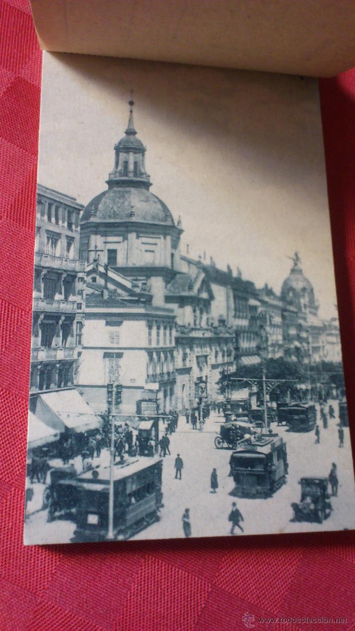 Postales: Carnet postal Madrid 7ª serie 15 visitas - Foto 11 - 45482146