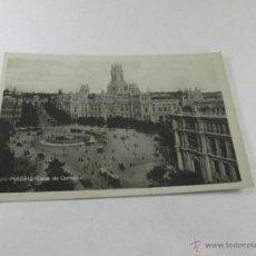 Postales: Aª POSTAL FOTOGRÁFICA-MADRID-CASA CORREOS-SIN CIRCULAR-NUEVA-VER FOTOS.. Lote 45648405