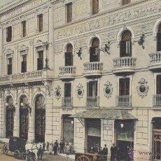 Postales: MADRID. TEATRO LÍRICO. PÔSTAL COLOR, SIN CIRCULAR, C. 1903. . Lote 46009108