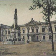 Postales: MADRID. PALACIO DEL SENADO. POSTAL COLOR, SIN CIRCULAR, C. 1903. . Lote 46009495