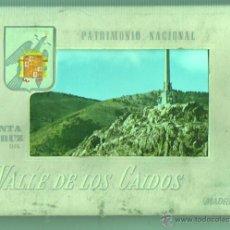 Postkarten - bloc de postales - valle de los caidos - patrimonio nacional nº 1 -lleva 10 postales - 46037216